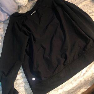 Lululemon cozy sweatshirt